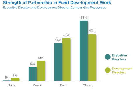 Strength in Partnership in Fund Development Work