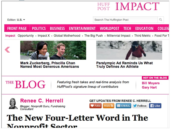 The Four Letter Word Screen Shot