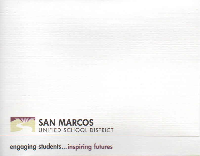 TSMP Honorary Response Card Front